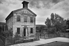 Bannack-Masonic Lodge-BW-Contest size
